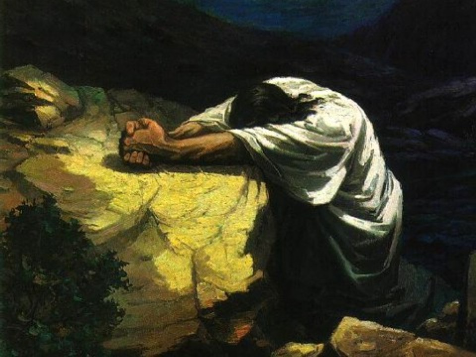 September 2011 epignosis e p 39 gn s s ministries Jesus praying in the garden of gethsemane