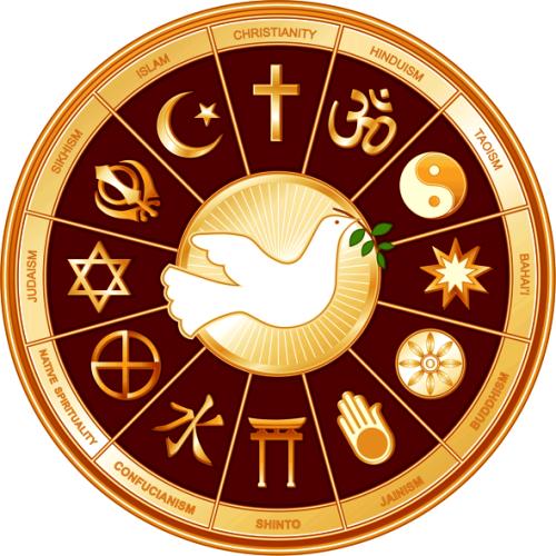 12 World Religions